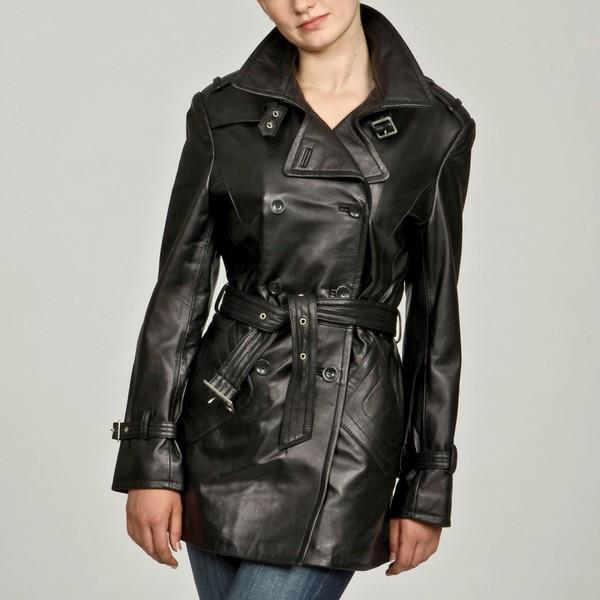 Leather Coats
