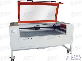 Garment Cloth Fabric Laser Cutting Machine