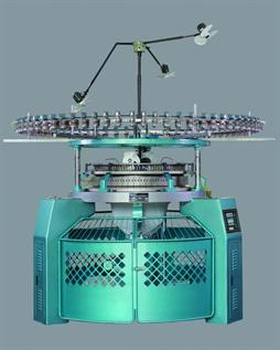 Terry Circular Knitting Machine