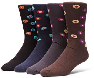 Socks:100% Cotton, White, Black, Grey, Brown, All Plain & All Multi Color Stripe