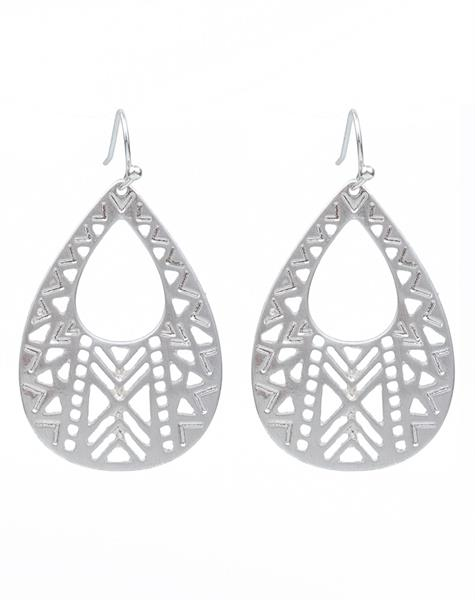 womens silver earrings