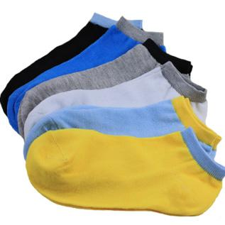 Socks:75% Cotton/20% Spandex/5% Elastic, Customized