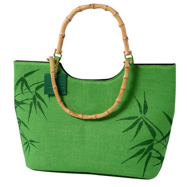 womens Raffia Tote Bag