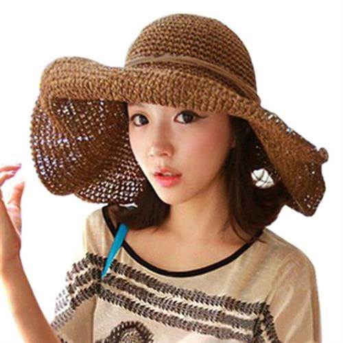 Women Brim Sun Hats