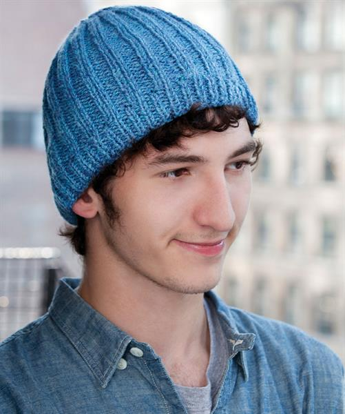 Mens Cable Knit Beanies