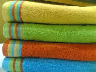 Cotton, Woven, Soft, Water Absorbent