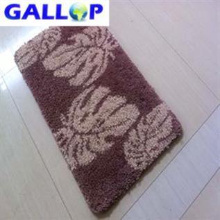 100% Microfiber, Woven, Anti-Slip