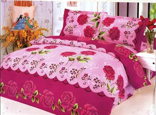 Bed linen:100% Cotton, 65% Polyester / 35% Cotton, Woven, -