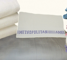 100% cotton OR Poly cotton, Woven, Soft and warmth