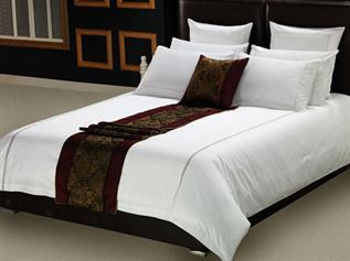 Bed linen:100% Cotton, Poly/Cotton, Woven, -