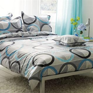 Bed linen:100% Cotton, Woven, Quick-Dry