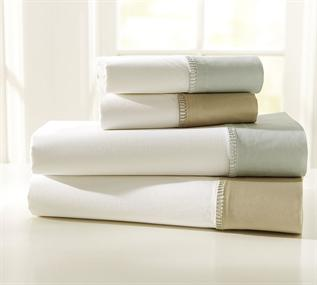 Bed Sheets:100% Cotton , Woven, King and Queen