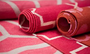 Carpet:Cotton, Woven and Knitted, Quick Absorbent, Dust Repellant