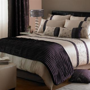 Bed linen:100% Cotton, Woven, Dust Repellant