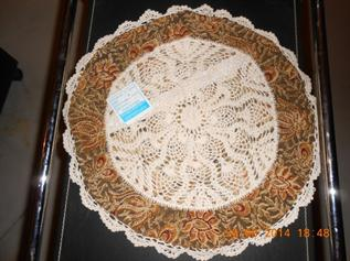 Crochet, Lace, Linen, Woven & Hand Made,  Color Fastness