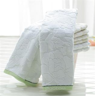 Towels:100% Cotton, Woven, Quick dry