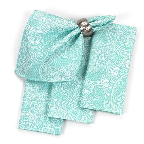 Table Napkin with Waverly print