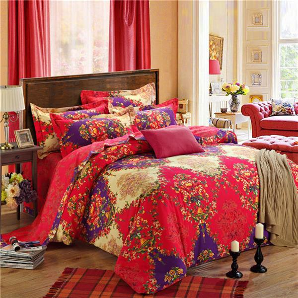 Cotton Bedding with customized print