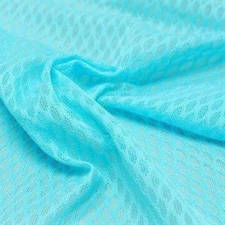Mesh Fabric:65-70 gsm, 100% Polyester Air Mesh TPU, Dyed, Weft Knit