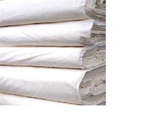 Voile Fabric:94 gsm per meter, Cotton combed yarn, Greige, Plain