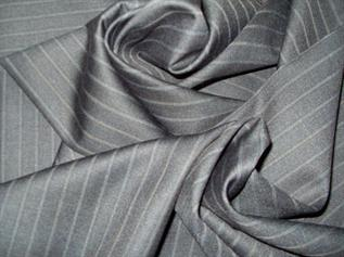 Suiting Fabric:260-400 GSM, 65% Terry / 35% Rayon, Dyed, Twill, Dobby, Stripes, Plain