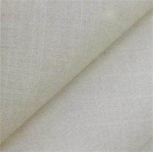 Linen fabric:285 GSM, Linen, Greige, Jacquard