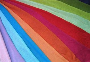 Single Jersey Fabric:150 and 170 GSM, 100% Cotton, Dyed, Single Jersey