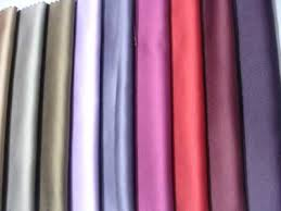Blended Woven Fabric:180 - 250 GSM, Cotton/Lycra (90/10), Dyed, Twill