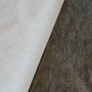 Chemical bonded nonwoven fabric