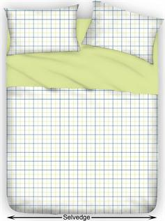 110 - 115 gsm, 100% Cotton, Dyed, Plain
