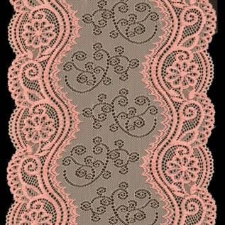 100% Polyester Fabric:90 gsm,  100% Polyester Lace , Dyed, Warp Knit, Weft Knit