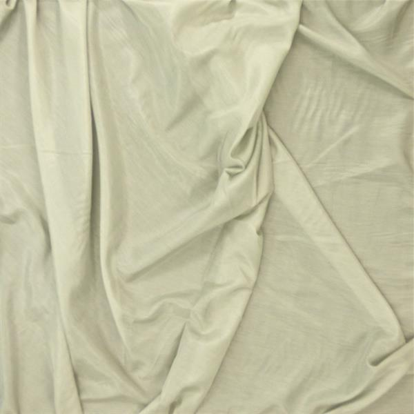 Voile Grey Fabric