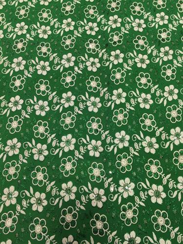 Embroidery fabric manufacturers makaroka