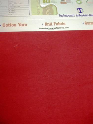 100% Cotton Fabric-Knitted