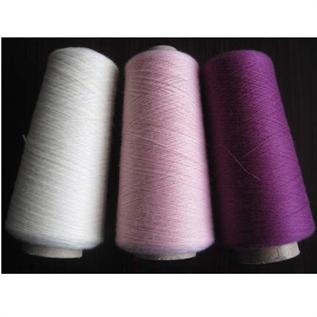 Polyester / Cotton Yarn:Dyed, For weaving, 70/30, 80/20%