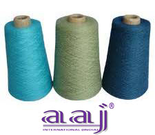 Raw White, Dyed & Melange, Knitting / Weaving / Warp / Weft, 50/50, 52/48, 65/35