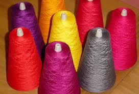 Dyed, knitting /weaving , 100% Cotton