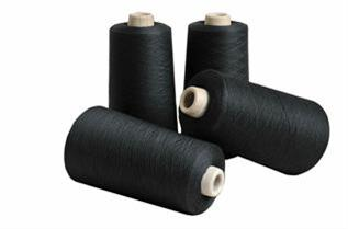 Polyester / Cotton Yarn:Greige and Dyed, For Weaving and Knitting, 65% Polyester / 35% Cotton