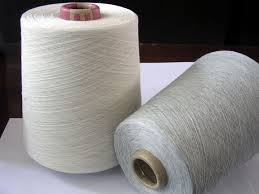 Polyester / Cotton Yarn:Dyed & Greige, For Garments & Fabrics, 60% Cotton / 40% Polyester