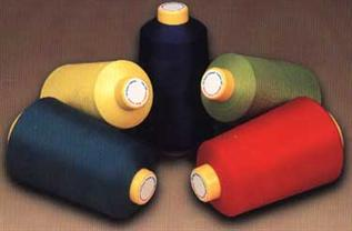 Polyester / Cotton Yarn:Dyed, Making Hosiery Knitting, 50% Polyester / 50% Cotton