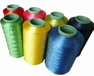 Fancy yarn:Dyed, For Embroidery Fabric, 2/20, 1/7, 7.5/1 Nm, 80% acrylic, 10% polyamide, 10% wool