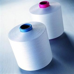 Polyester / Cotton Yarn:Raw White, Knitting, Weaving, 10/1 20/1 30/1, 65% Polyester / 35% Cotton