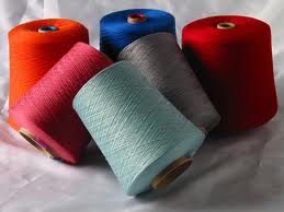 Polyester / Cotton Yarn:Dyed, for sock knitting, 60% Polyester / 40% Cotton, 50% Polyester / 50% Cotton