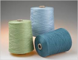 Polyester / Cotton Yarn:Dyed, For knitting, 40/60%-65/35%