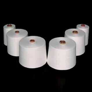 Polyester / Cotton Yarn:Greige, Knitting And Weaving, 65/35 etc, Polyester / Cotton Yarns, Yarns