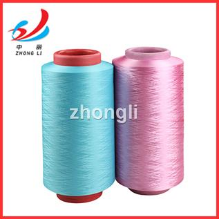 Dope dyed, Weaving, Knitting, 20-600, Polyester