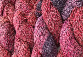 Viscose / Wool yarn