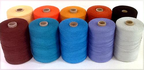 cotton polyester yarn