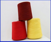 Dyed, Knitting,Sewing,Weaving, 8-50, 50%Wool / 50% Acrylic