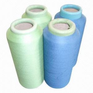 Dyed, For out door furniture, Glass fibre PVC coating